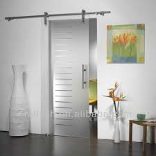 sliding glass cabinet door frameless sliding glass shower door track barn shower door