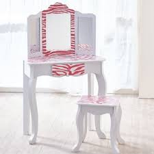 Pink Vanity Set Kids Vanities You U0027ll Love Wayfair