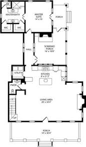 house plans with screened porch cottage style house plan 2 beds 1 baths 557 sq ft plan 915 16