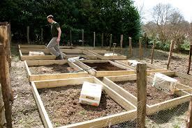 Design A Bed by Garden Ideas Vegetable Garden Design Raised Beds Photo On