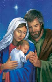 seasonal limited quantities holy family holy card