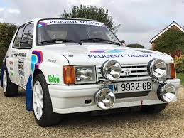 peugeot 205 group b 1983 talbot samba group b coys of kensington