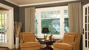 extraordinary and modern large window treatment designs window