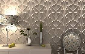 Latest Trends In Decorating Empty Walls Modern Wall Decor With - Modern wall design ideas