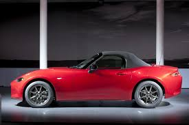 mazda convertible 2015 all new 2015 mazda mx 5 breaks loose www in4ride net