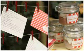 Wedding Shower Ideas by Bridal Shower Ideas Recipe For Love Pear Tree Blog