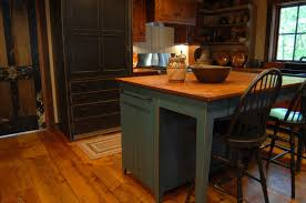 primitive kitchen island central kentucky log cabin primitive kitchen eclectic kitchen