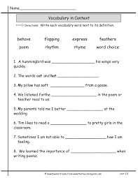 wonders second grade unit two week five printouts