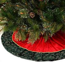 183 best lovely tree skirts ribbon and images