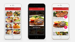 cuisine mobile 10 and best food mobile app ui designs for your inspiration