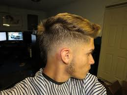 side taper haircut how to do the side taper youtube latest men