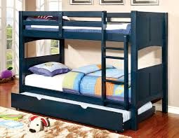 Bunk Beds Perth Wa Contemporary Style Blue Bunk Bed