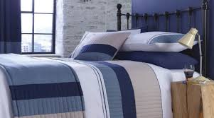 Blue Spot Duvet Cover Bedding Set Blue And White Bedding Refresh King Bed Sets
