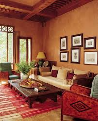 exotic living room