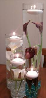 water centerpieces best 25 water centerpieces ideas on floating candles