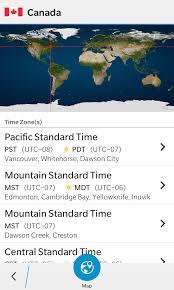 Detailed World Map Standard Time by Business Time U2013 Bytebau