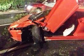 justin bieber car lamborghini justin bieber in critical condition after he crashes his brand