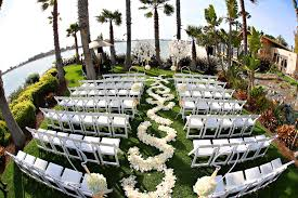 venues in island island point lawn wedding venue in san diego at paradise