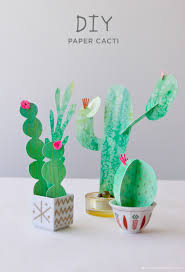 70 faux cactus u0026 succulent projects and ideas