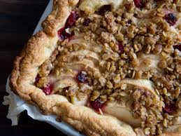 cranberry apple sauce thanksgiving cranberry apple slab pie recipe serious eats
