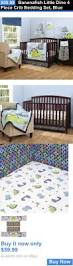 jill mcdonald adorable dinos crib sheet triboro quilt mfg co