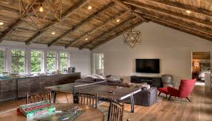 Decorating Rooms With Cathedral Ceilings Vaulted Ceilings A Modern Twist On Classic Architecture