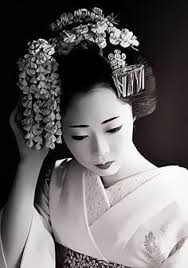 Geisha Hairstyles Google Image Result For Http Upload Wikimedia Org Wikipedia
