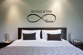 Bedroom Wall Art Words Stunning 10 Master Bedroom Vinyl Wall Art Design Decoration Of