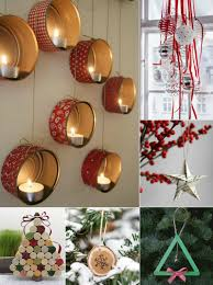 idee deco 30 ans décoration de noël à faire soi même idées faciles pas chères et