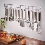 Image result for cooking utensils hanger