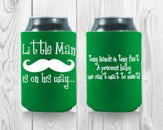 baby shower koozies b is for backyard baby q bash koozies are the best