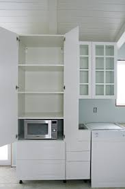 Kitchen Cabinet Microwave Shelf Pantry Cabinet Microwave Pantry Cabinet With Microwave Solution