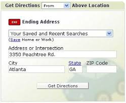 printable driving directions mapquest driving directions arizona free printable maps