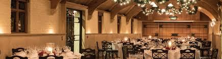 christmas parties waddesdon manor