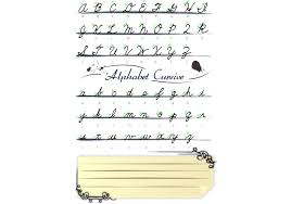 cursive letters free vector art 2871 free downloads