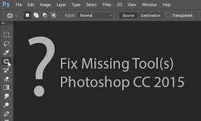 tutorial photoshop cs6 lengkap pdf fix missing tool s in photoshop cc 2015 designeasy