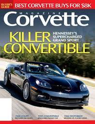 corvette magazines corvette magazine 19 99 magazine collection
