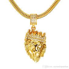 men gold necklace pendant images Mens gold chains with pendants wholesale mens gold chain hip hop jpg