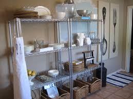 Extra Kitchen Storage Ideas The Smith Nest Kitchen Metro Shelving