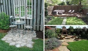 Small Backyard Privacy Ideas Garden Design Garden Design With Small Backyard Landscaping Ideas