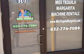 Margarita Machine Rental Houston Miss Tequila Margarita Machine Rentals Pearland Tx 77581 Yp Com