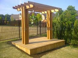 18 best 2 level cedar deck with wrought iron railings pergola and