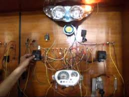 wiring diagram kelistrikan pada motor youtube