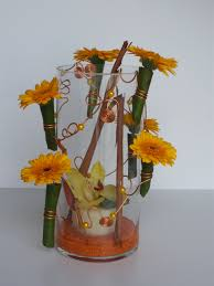 Vase Pour Composition Florale Tutoriels De Art Floral Femme2decotv