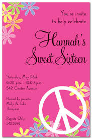 sweet 16 invitations sweet sixteen birthday party invitations