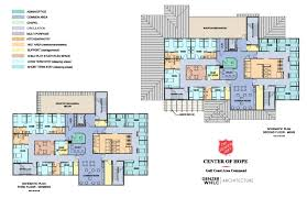Floor Plans For Daycare Centers Center Of Hope The Salvation Army Mississippi Gulf Coast