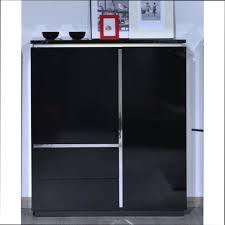meuble haut cuisine noir laqué meuble de cuisine noir urbantrott com