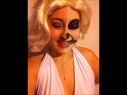Marilyn Monroe Halloween Costume Ideas Dead Marilyn Monroe Halloween Costume 2012
