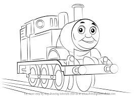 learn draw thomas tank engine thomas u0026 friends step