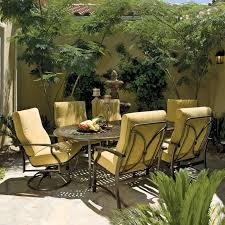 Iron Patio Furniture Phoenix by Decorating Lovely Patio Kohls Outdoor Furniture Design With Dark